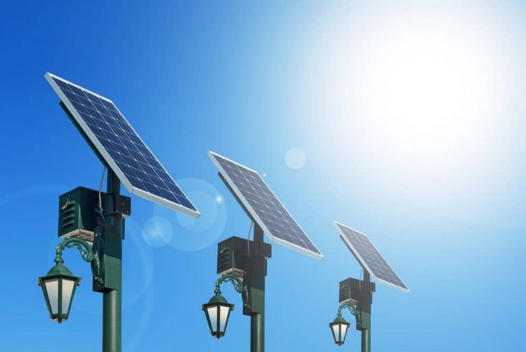 Best Solar Post Cap Lights
