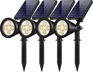 InnoGear Solar Spotlights