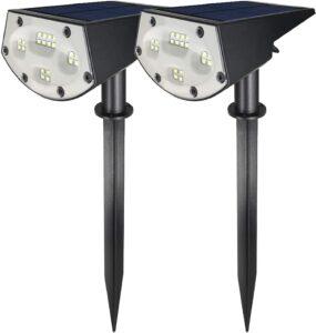 Solar Plus LED Spotlights