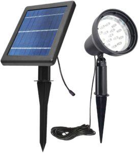 Solar Spotlights Outdoor Waterproof Light