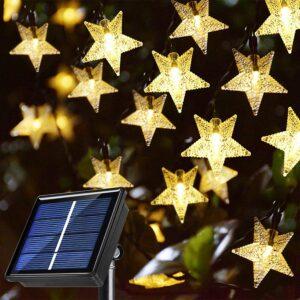 Windpnn Solar String Lights